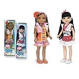 Nancy 700010136 - Muñeca Nancy y sus amigas (colores surtidos) - 1 artículo