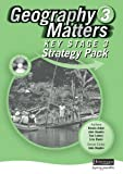 img - for Geography Matters: 3: Strategy Pack Key Stage 3 (Geography Matters) book / textbook / text book