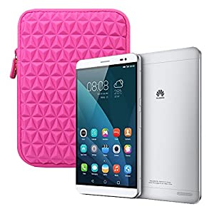 Evecase Huawei Honor X2 / X1 / MediaPad 7- Inch Phablet Sleeve Case