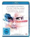 DVD Cover 'Geboren am 4. Juli - Preisgekröntes Meisterwerk [Blu-ray]