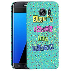 Don't touch Samsung Galaxy S7 panel