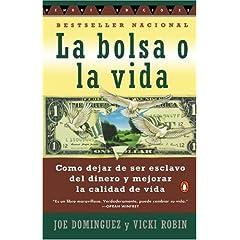 Joe Domínguez y Vicky Robin: La bolsa o la vida