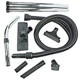 Spares2go Full Tool Attachment Kit for Numatic Henry HVR200T HVR200a HVR200 HVC200 HVR200M-22 Vacuum Cleaners (3 Metre hose)