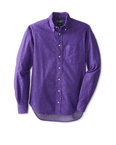 Gitman Vintage Men's Solid Long Sleeve Shirt