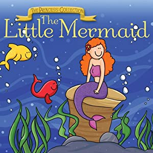 The Princess Collection: The Little Mermaid | [ Flowerpot Press]
