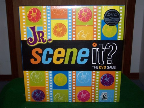Jr. Scene It? The DVD Game (2003)