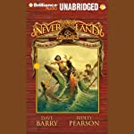 Blood Tide: A Never Land Adventure (       UNABRIDGED) by Dave Barry, Ridley Pearson Narrated by Jim Dale