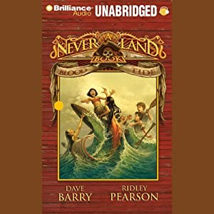Blood Tide: A Never Land Adventure | [Dave Barry, Ridley Pearson]