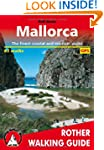 Mallorca: Rother Walking Guide. With...