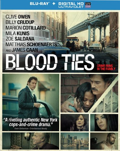 Blood Ties [Blu-ray + Digital HD]