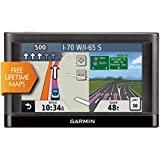 Garmin nuvi 42LM 4.3-Inch Portable Vehicle GPS with Lifetime Maps (US)
