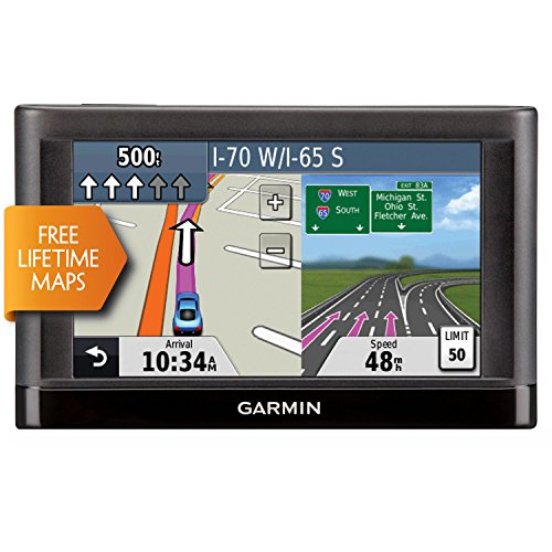 Garmin nüvi 42LM 4.3-Inch Portable Vehicle GPS