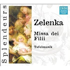 DHM Splendeurs: Zelenka: Missa Dei Filii