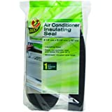 Duck Brand 284423 Window Air Conditioner Insulating Strip Seal, 2-1/4-Inch By 2-1/4-Inch By 42-Inch, Gray