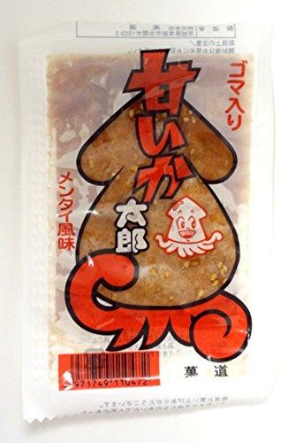 菓道 甘いか太郎メンタイ風味 1枚×30袋