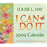 I Can Do It 2009 Calendar: 365 Daily Affirmationsby Louise Hay
