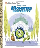 Monsters University (Little Golden Books (Random House))