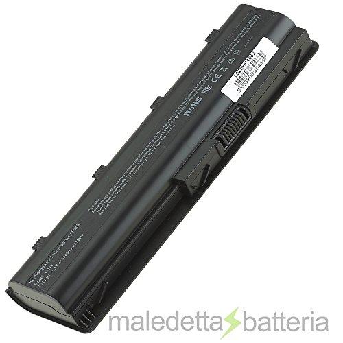 batteria-hq-5200mah-108v-per-portatile-hp-g32-g42-g56-g62-g72-pavilion-dm4-1000-dv5-3000-dv6-3000-dv