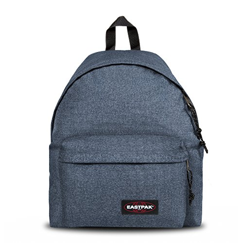 Eastpak Padded Pak'r Zaino, Blu (Black denim)