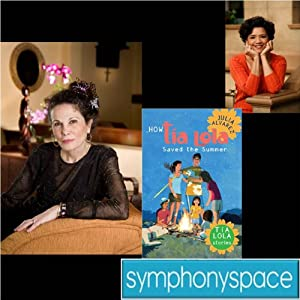 Thalia Kids' Book Club: Julia Alvarez' Tia Lola Series in Conversation with Sonia Manzano Speech