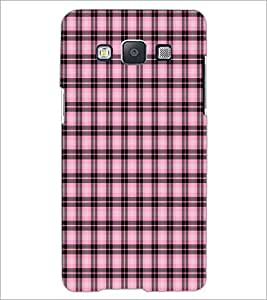 PrintDhaba Pattern D-6081 Back Case Cover for SAMSUNG GALAXY E5 (Multi-Coloured)