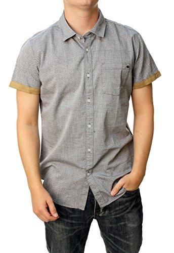 ALPINESTARS Men's Tread Short Sleeve Shirt, Black, X-Large