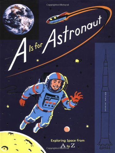 IS FOR ASTRONAUT                     GEB