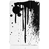 Poetic CoverMate case for iPad Mini Urban Paint (Fit Apple iPad Mini and iPad Mini 2 with Retina Display 2nd Gen., Not Fit Apple iPad Mini 3)(Auto Sleep/Wake Function)(3 Year Manufacturer Warranty From Poetic)