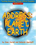 Address: Planet Earth