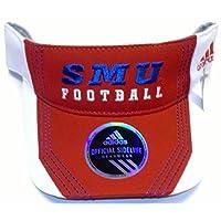 Southern Methodist University Mustangs Adidas Visor - Osfa - W679Z