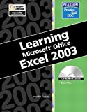 Learning Series (DDC): Learning Microsoft Office Excel 2003 (013109047X) by Fulton, Jennifer