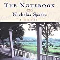 The Notebook (       UNABRIDGED) by Nicholas Sparks Narrated by Barry Bostwick