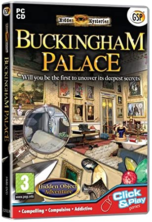 Hidden Mysteries: Buckingham Palace  (PC CD)
