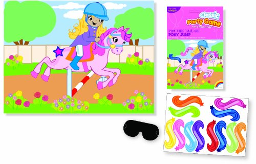 Pin The Tail on The Pony - 1