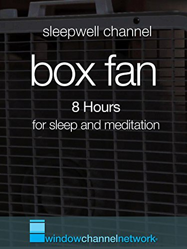 8 hour, Box Fan, Ultra Dark for Sleeping (HD)