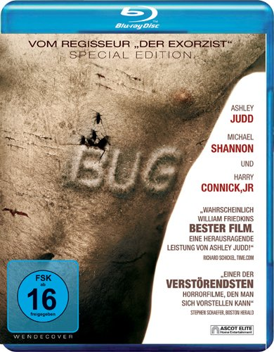 Bug [Blu-ray] [Special Edition]