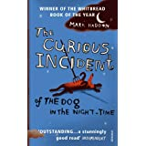The Curious Incident of the Dog in the Night-timeby Mark Haddon