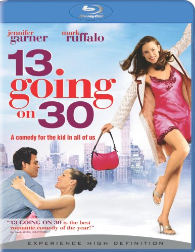 Cover art for  13 Going on 30 [Blu-ray]