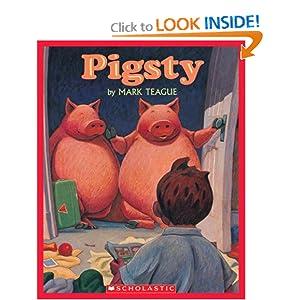 Pigsty - Audio Library Edition (Scholastic Bookshelf: Humor)