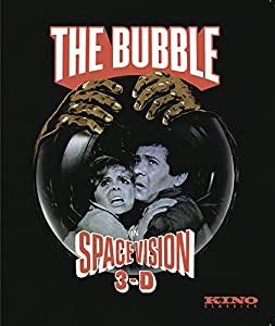The Bubble 3-D [Blu-ray] by Kino Lorber