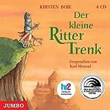 """Der kleine Ritter Trenk. 4 CDsvon """"Kirsten Boie"""""""
