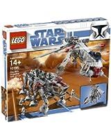 LEGO - 10195 - Jeu de construction - Star Wars - Republic Dropship with AT-OT Walker