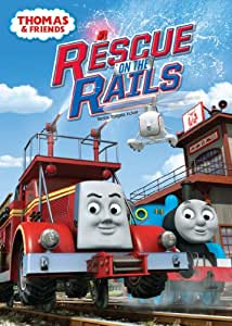Thomas & Friends: Rescue on the Rails (Bilingual)