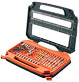 BLACK+DECKER 35-piece Accessory Set in Carry Case