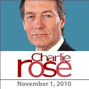 Charlie Rose: Mark Mazzetti, David Ignatius, and Ted Sorenson, November 1, 2010 Radio/TV Program