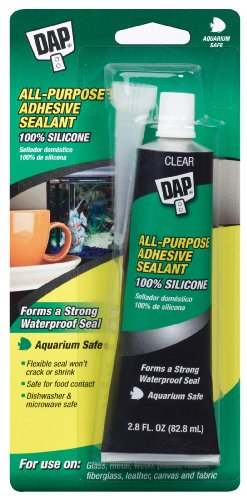 Awardpedia dap 00688 household waterproof adhesive for Household cement