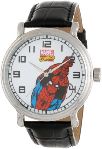 Marvel Comics Men'S W000532 Spider-Man Vintage Watch front-904781