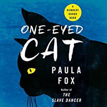 One Eyed Cat Audiobook by Paula Fox Narrated by Donna Postel
