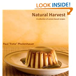 Funny product Natural Harvest: A collection of semen-based recipes