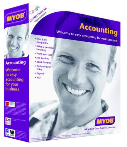 MYOB Accounting 16 (PC/Mac)